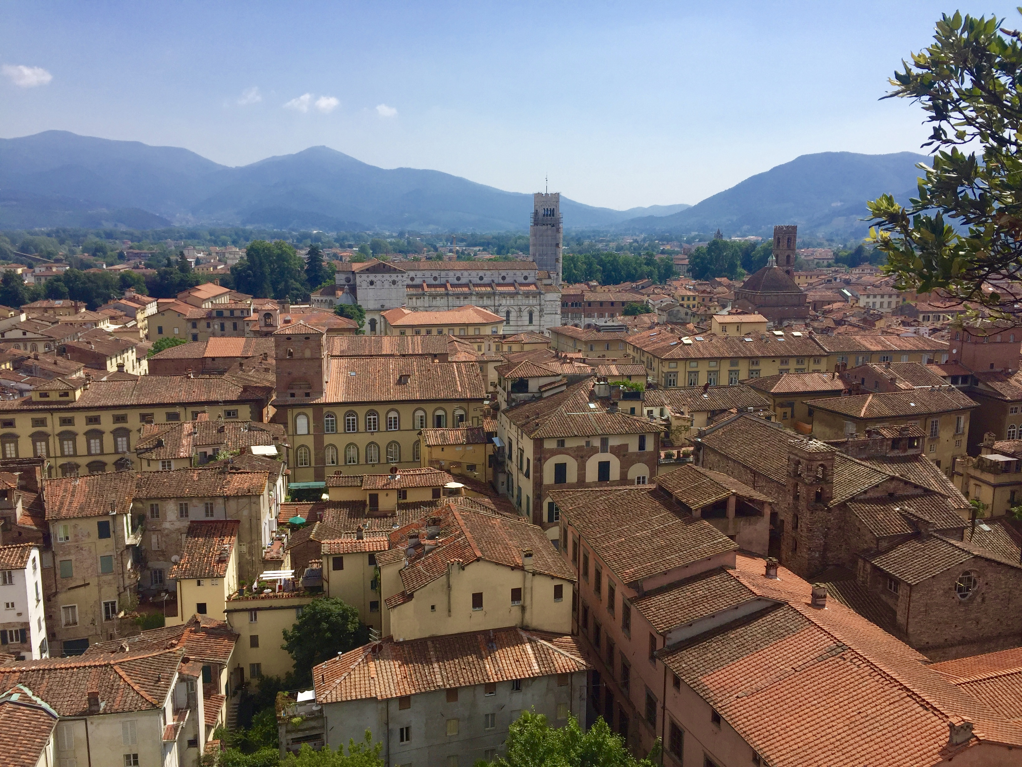 Tuscany with kids, Lucca