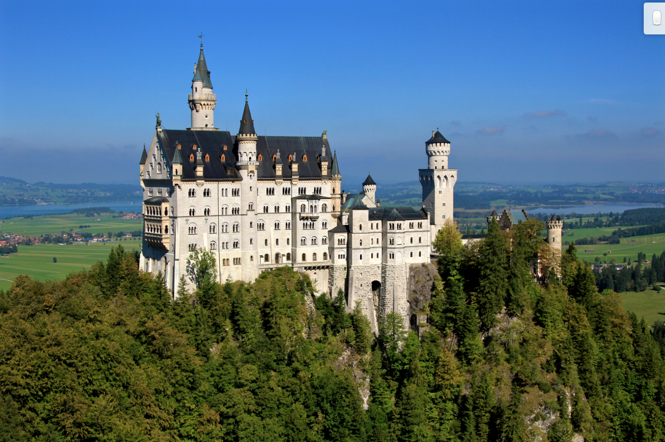 Castles in germany - Schloss Neuschwanstein