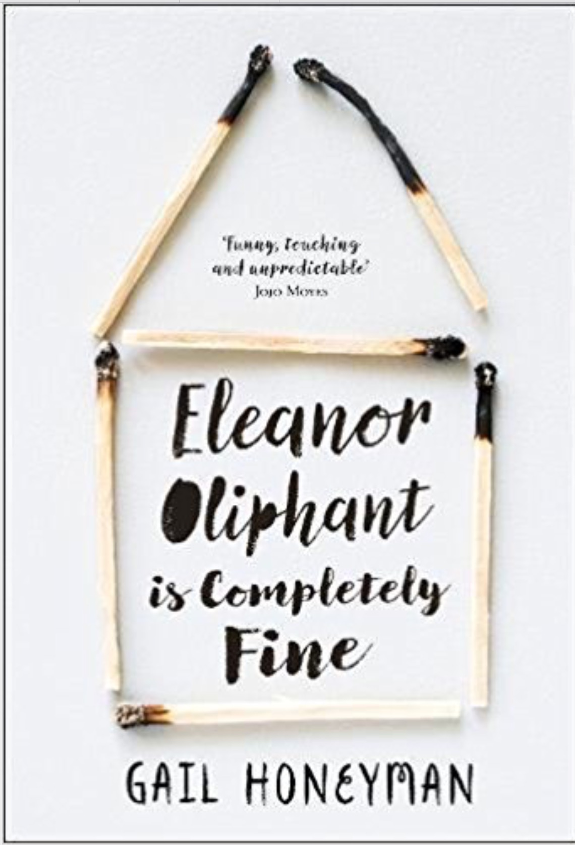 Eleanor Elephant Is Completely Fine