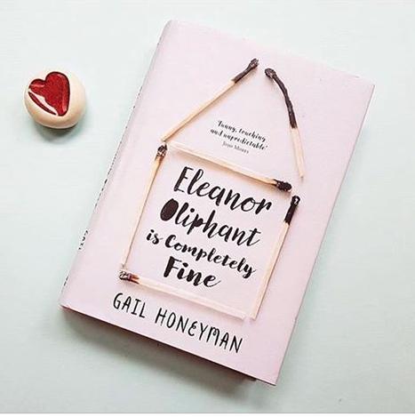 Eleanor Elephant is Completely Fine Gail Honeyman