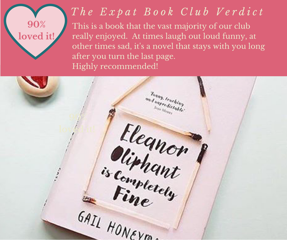 eleanor elephant expat book club verdict