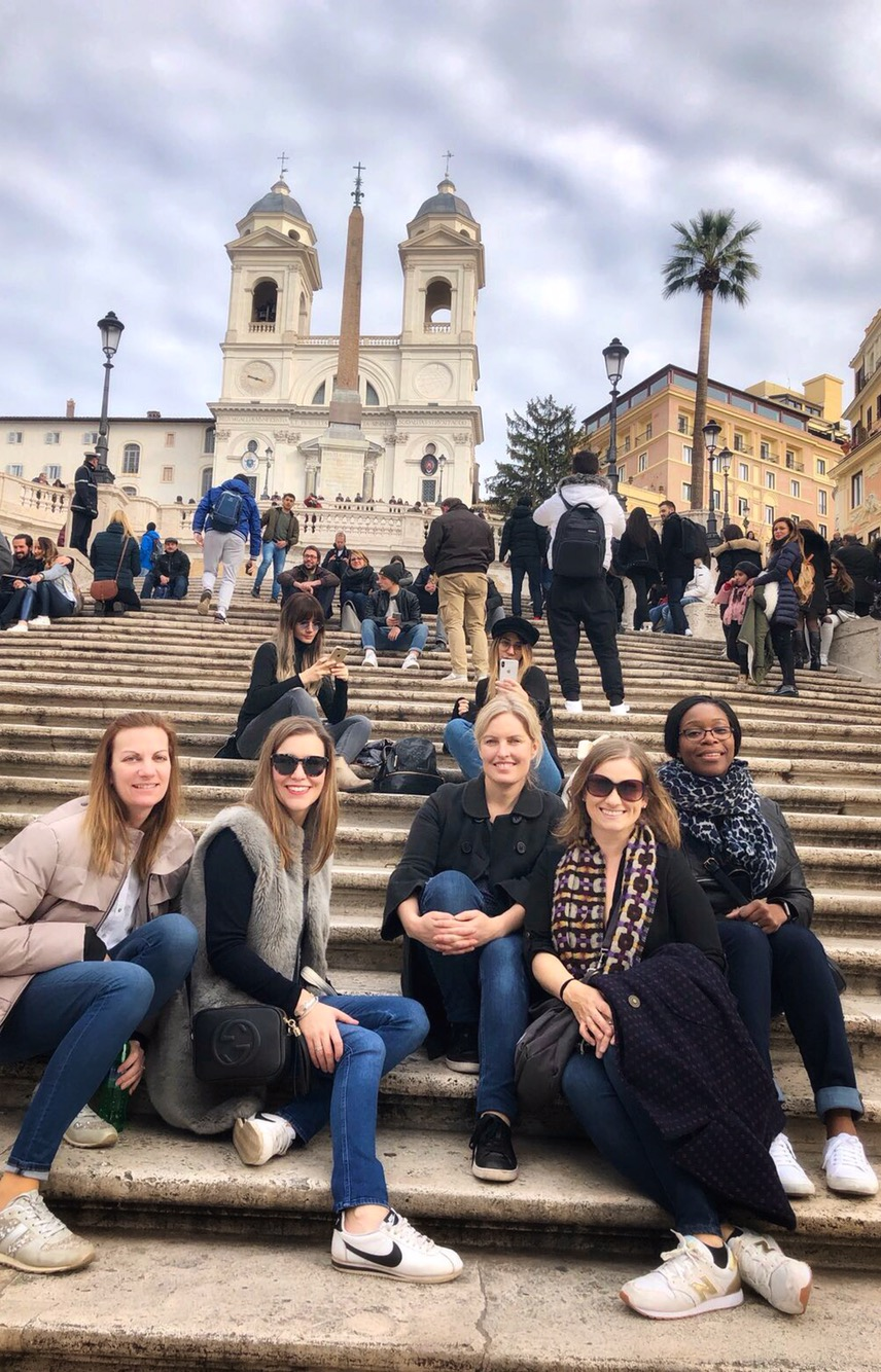 weekend in rome